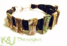 abalone-leather-lace-bracelet