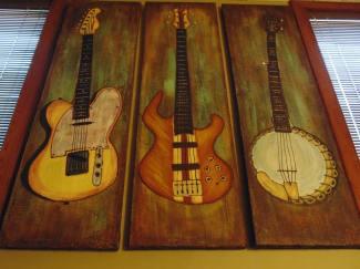 Rafi Perez Art For Coco Design Pensacola