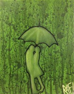 Green Rain Dance