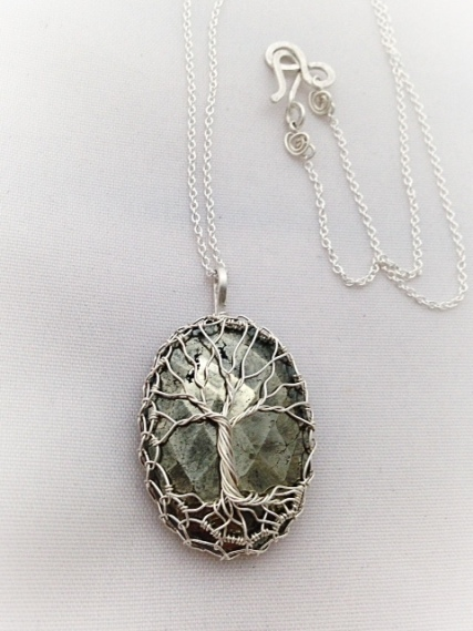 Tree of life Pyrite