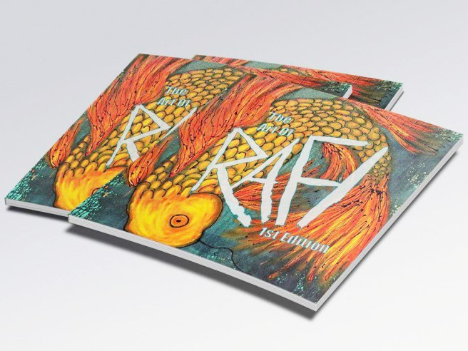 The Art Of Rafi First Edition
