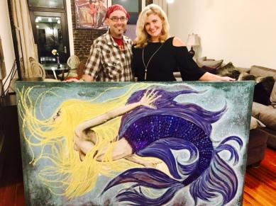 Stephanie's Mermaid By Rafi Perez