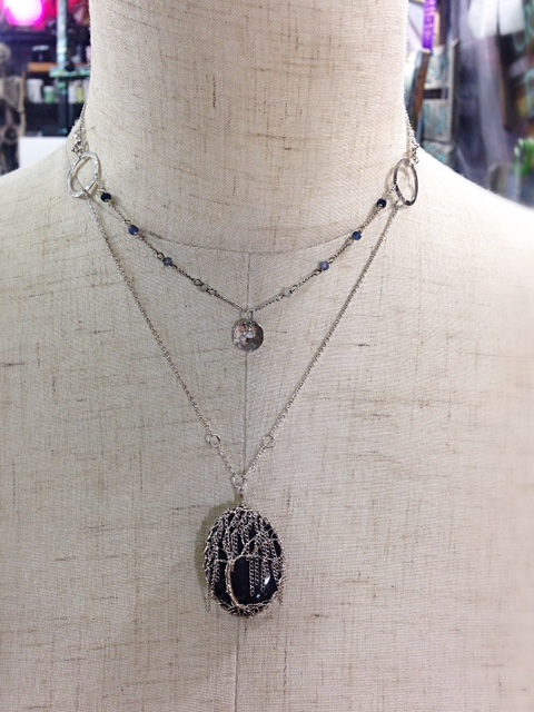 Willow Tree Anniversary Necklace By Klee