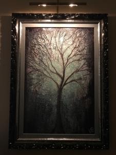 Winter Tree By Rafi