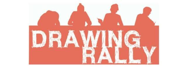 drawing rally