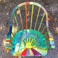 Art Chair By Rafi Perez