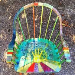 Art Chair By Rafi Perez