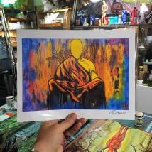 Buddha By Rafi Perez