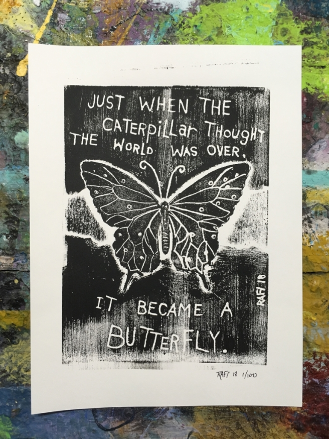 Become A Butterfly 1