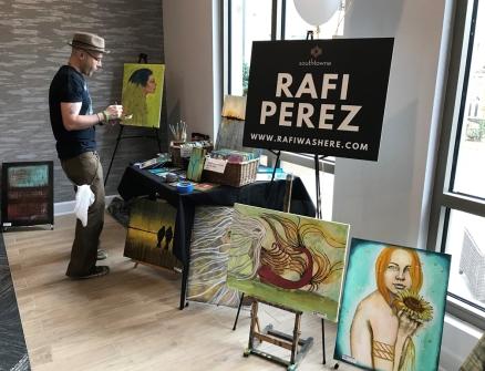 Rafi Perez At Southtown Apartments